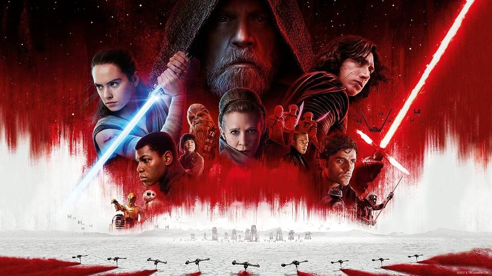 Star Wars: The Last Jedi Spoiler podcast